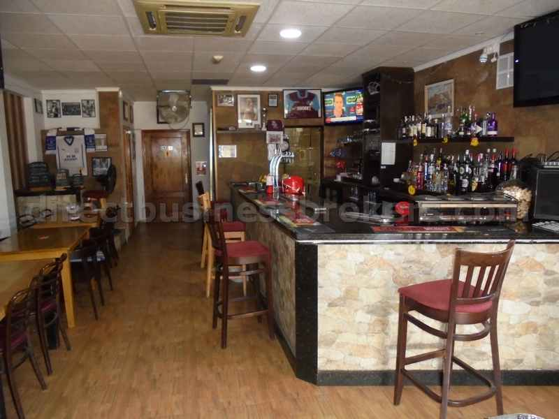 Well Presented Sports Themed Bar – Family Run