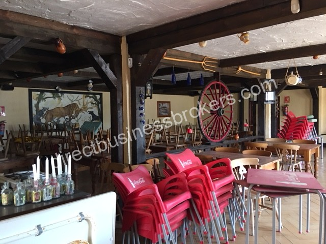 Freehold Restaurant/Bar/Investment in Cabo Roig (1206)