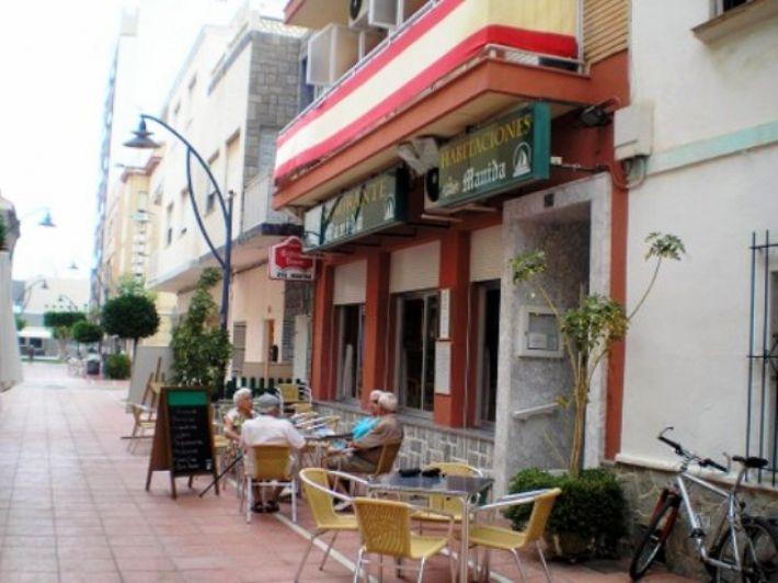 Beachside Hotel for Sale, Santiago de Ribera, Murcia.