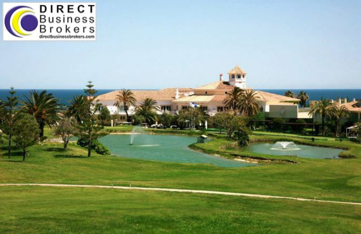Sea View 5* Hotel with Golf Course and Clubhouse  Costa del Sol,