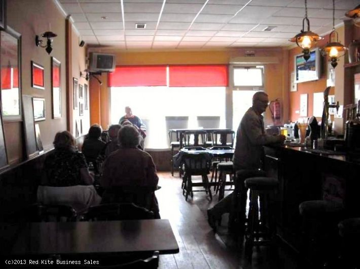 Very Busy Bar in Torrevieja