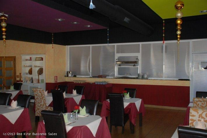 Restaurant & Entertainment Venue in Camposol