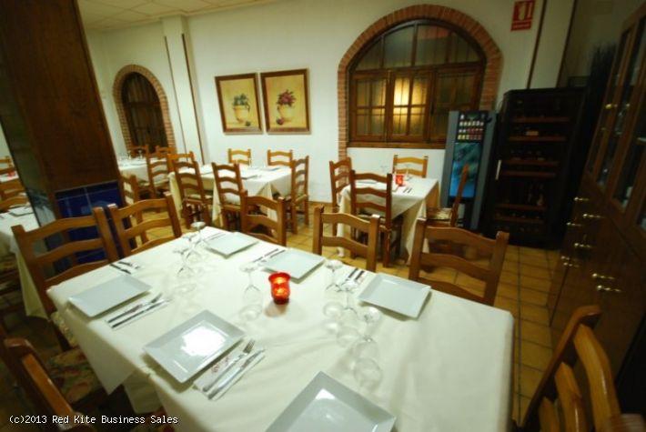 Restaurant in Los Alcazares