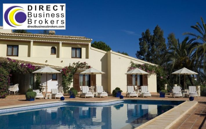 Boutique Hotel for Sale in Benissa