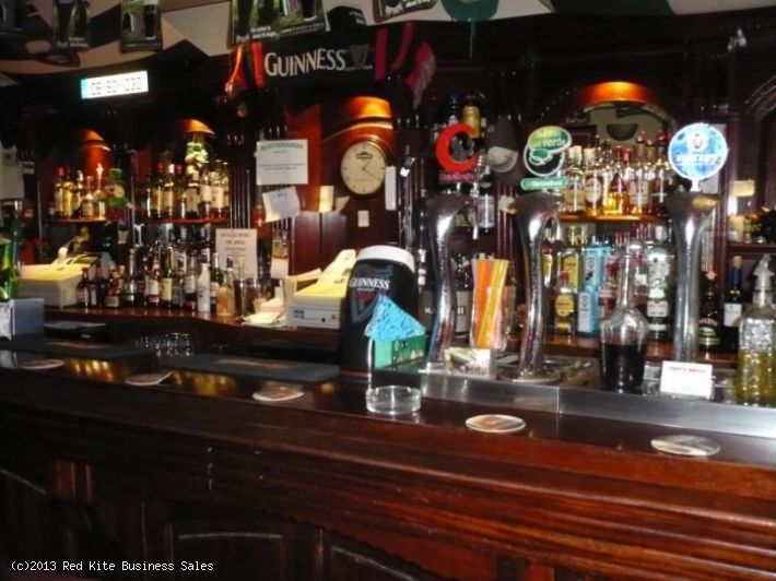 Irish Bar For Sale In Cabo Roig