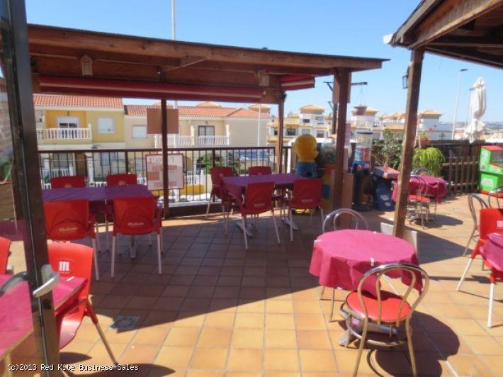 Fast Food Restaurant & Takeaway in Torrevieja (1050)