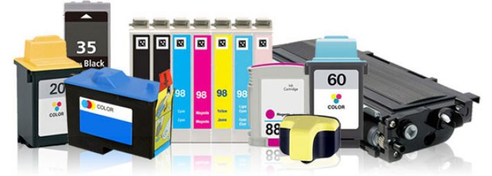 Well Establish Ink and Toner Delivery