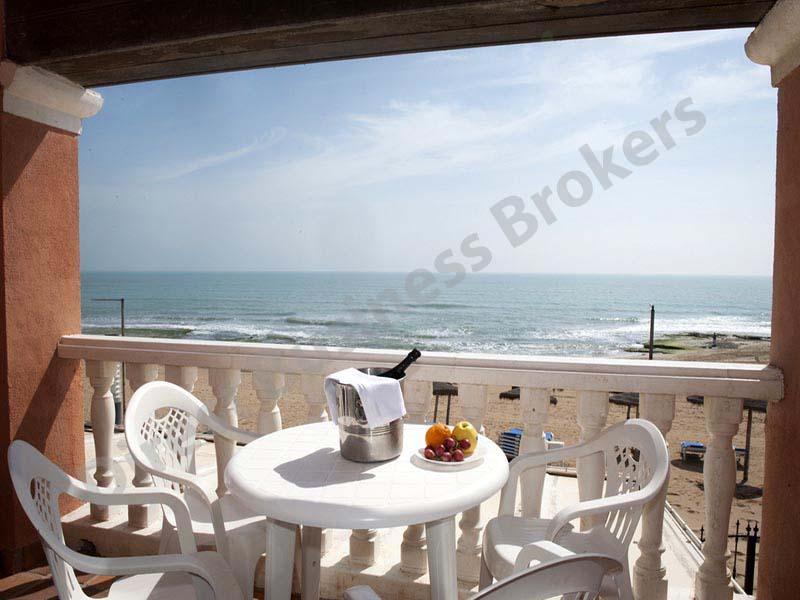 Beach Front Aparthotel For Sale In La Mata (1011)