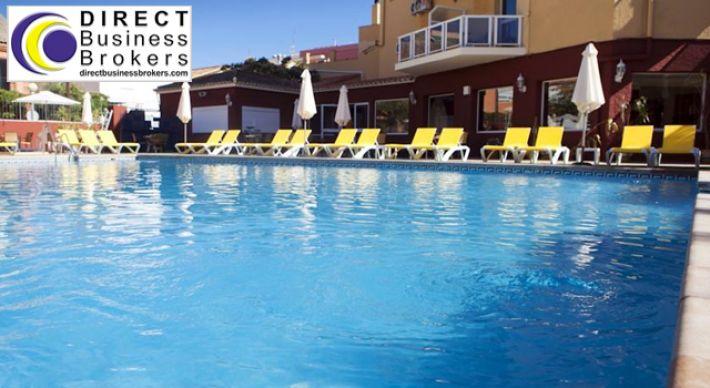 Hotel for Sale Fuengirola, Costa del Sol,