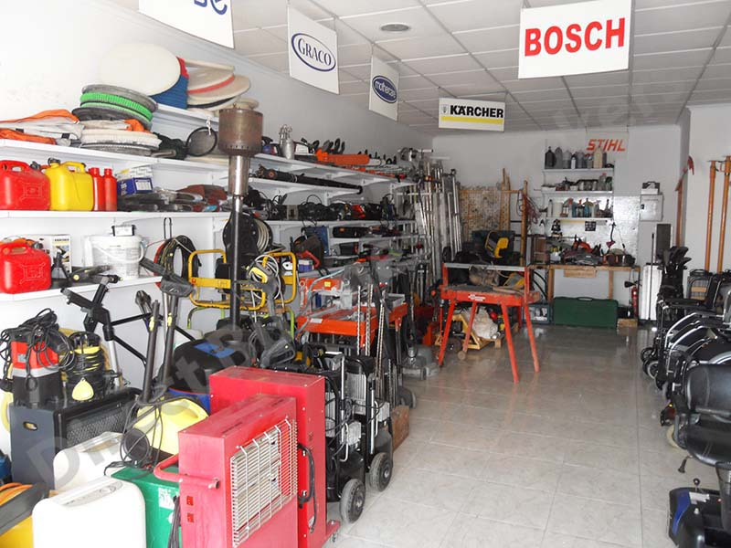 Well Established Hire Centre -Torrevieja