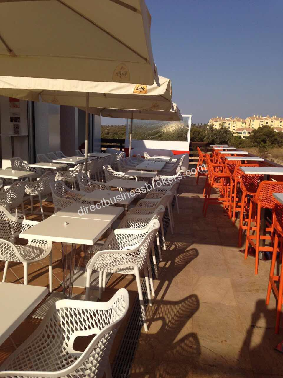 Bar/Restaurant in Very Busy Commercial Centre – Costa Blanca South (1073)
