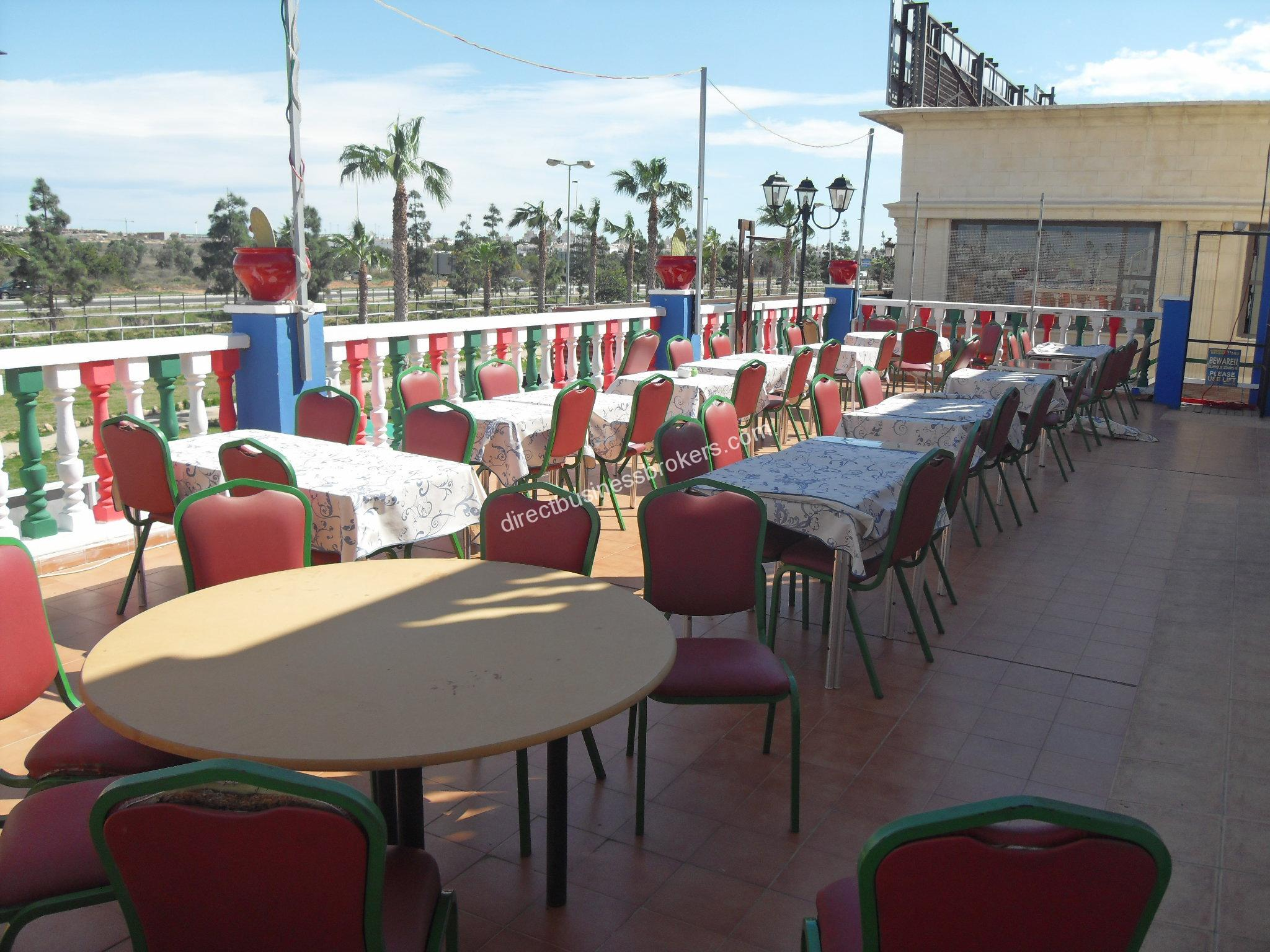 A Very Popular Specialist Food and International Restaurant Costa Blanca South