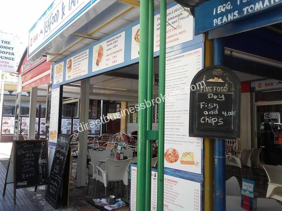 Cafe in Benidorm For Sale (1064)
