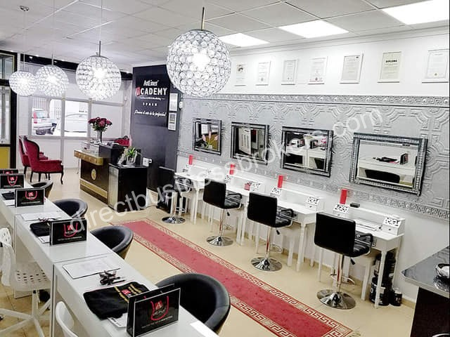 Health and Beauty Salon in Torrevieja (1211)