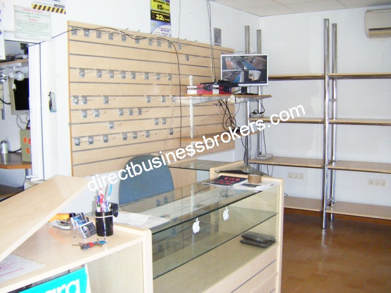 Business Premises with 2 Bed Living Accommodation (1265)
