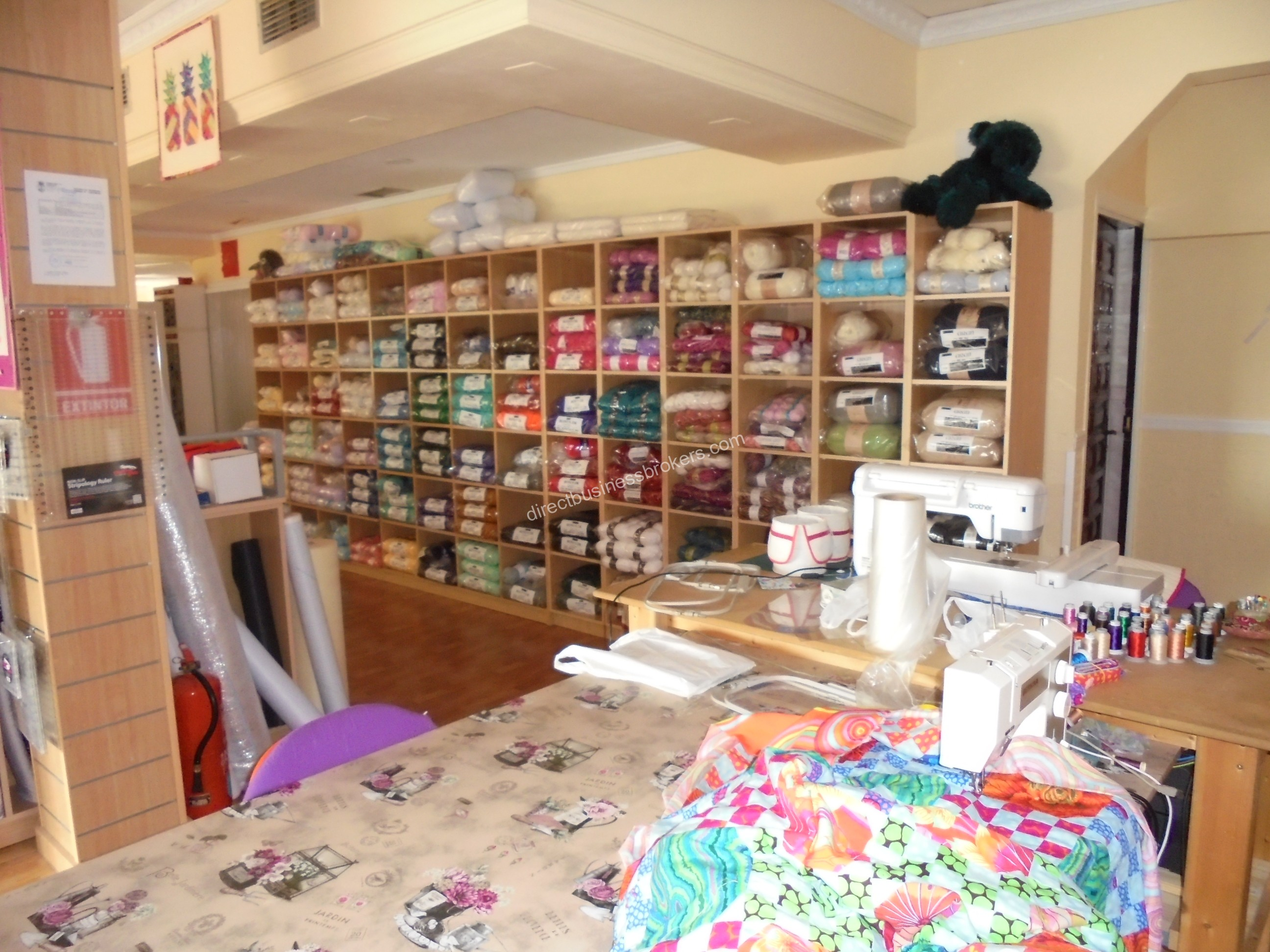 Craft & Fabric Shop in Torrevieja (1215)