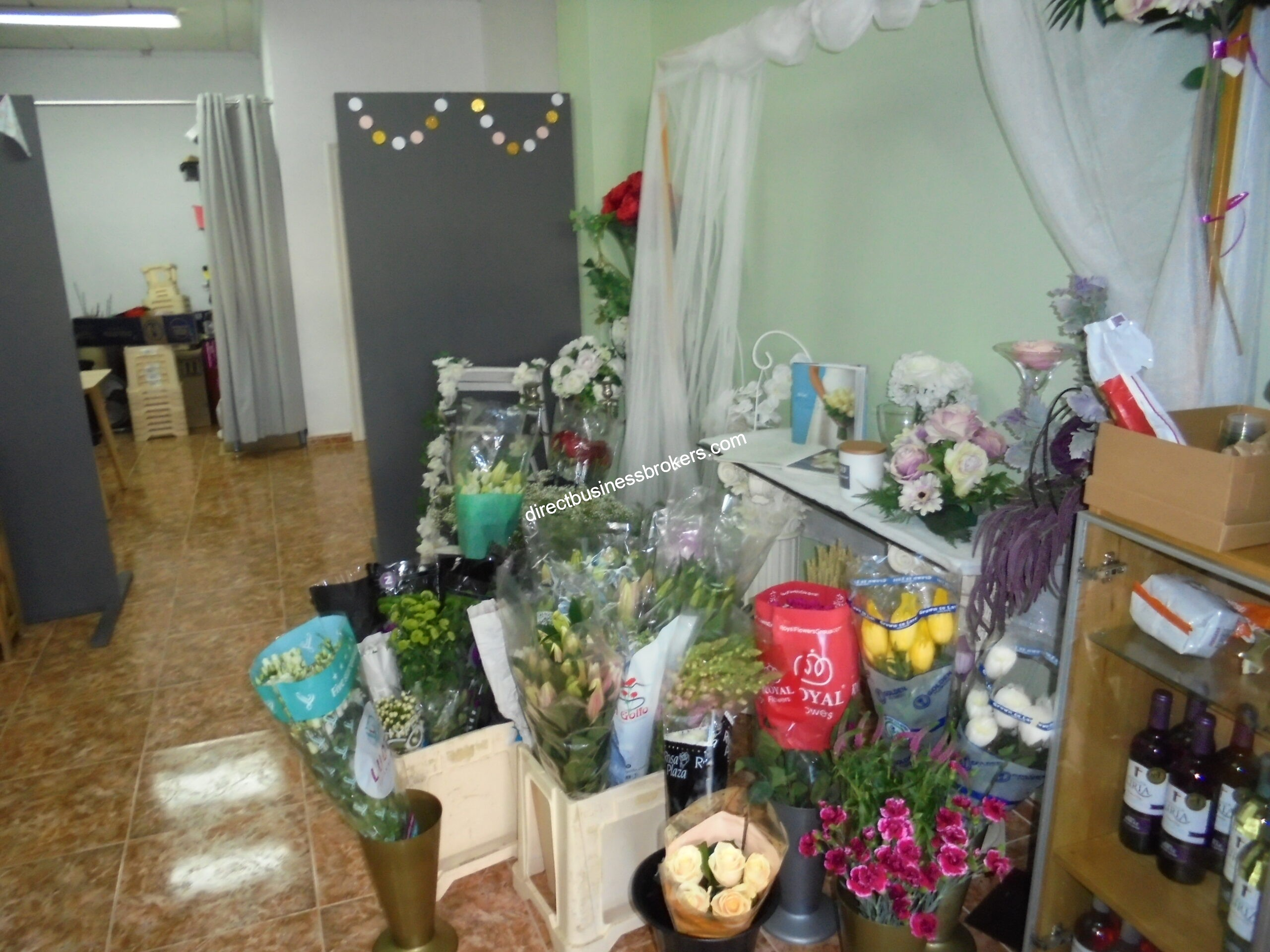 Relay Busy Florists – Main Road Position (1291)
