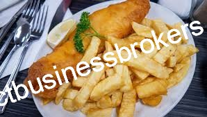 Long Established Fish and Chips Shop Great Profits (1254)