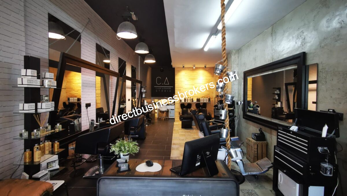 Hairdressers 7