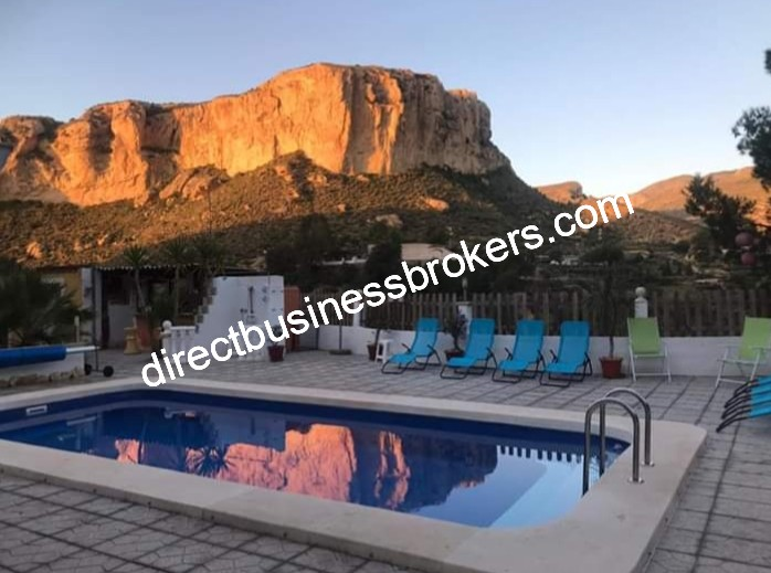 7 Bedroom 5 Bathroom Residence with Private Pool Nr Crevillente (1274)