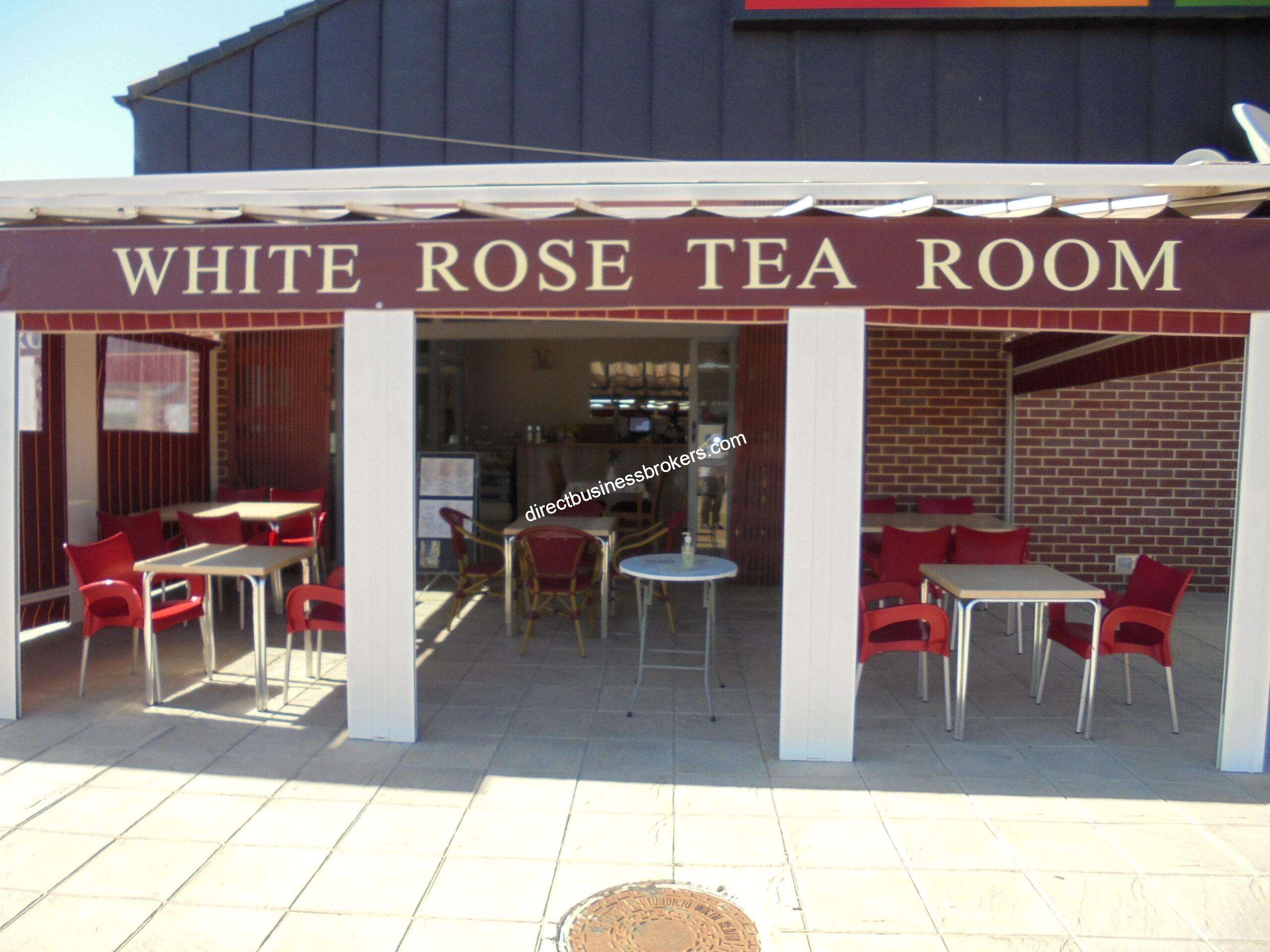 Very Busy Tea Room Main Road Position Orihuela Costa (1301)