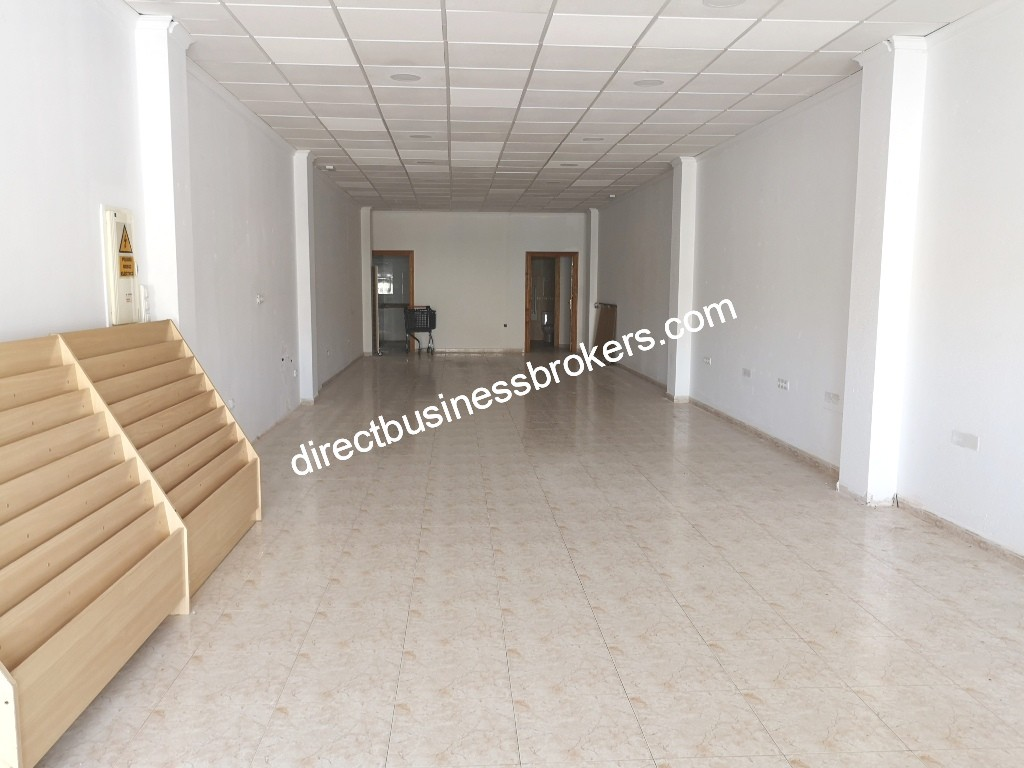 Commercial Unit For Sale – Costa Blanca South (1268)