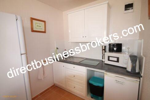kitchenette ground floor