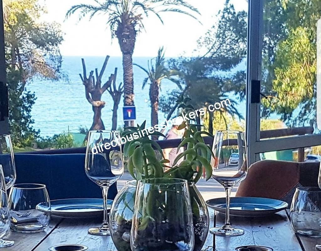 Exclusive Restaurant With Sea Views – Campoamor (1295)