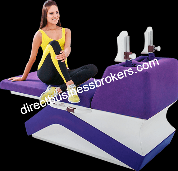 A Compact Toning Salon With Business Options (1262)